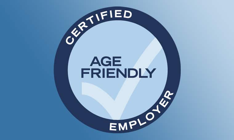 Certified Age Friendly Employer Icon